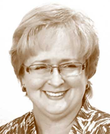 Photo of Kathleen E. Deisher, author and illustrator.